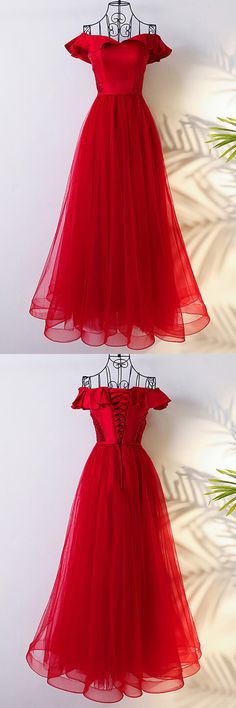 Only $109, Lovely Red Off The Shoulder Bridal Party Formal Dress Long #MYX18223 at #SheProm. SheProm is an online store with thousands of dresses, range from Prom,Formal,Party,Red,A Line Dresses,Long Dresses,Off the Shoulder Dresses,Customizable Dresses and so on. Not only selling formal dresses, more and more trendy dress styles will be updated daily to our store. With low price and high quality guaranteed, you will definitely like shopping from us. Shop now to get $10 off!