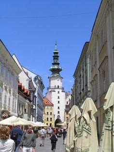 Top Ten  Attractions - Bratislava