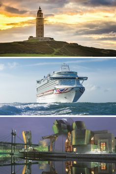 Register for your summer 2017 sailings now P&O Cruises' EX -UK, Spain, France & Guernsey 7 night cruise from ONLY P&o Cruises, Cruise Holidays, Service Quality, Guernsey, Cruise Travel, Sailing, Spain, France, Night
