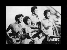 The Chantels - Maybe (HD). A Doo-Wop song by a rhythm and blues group, the second African-American, all-girls group to achieve national (USA) success, preceded by the Bobbettes.