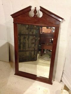 Federal style Mirror Not Antique but nice, ships by Greyhound for $59 Make Offer
