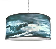 Stormy Sky Shade - Lighting