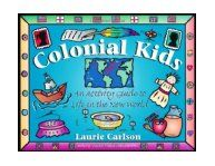 Colonial Kids Activities- available through prospector