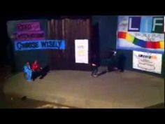 YW  LN girls camp skit this is my ward and can I just say we r awesome!