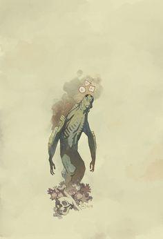 Abe Sapien by Mike Mignola ✤ || CHARACTER DESIGN REFERENCES | キャラクターデザイン | çizgi film • Find more at https://www.facebook.com/CharacterDesignReferences if you're looking for: #grinisti #komiks #banda #desenhada #komik #nakakatawa #dessin #anime #komisch #drawing #manga #bande #dessinee #BD #historieta #sketch #strip #artist #fumetto #settei #fumetti #manhwa #koominen #cartoni #animati #comic #komikus #komikss #cartoon || ✤