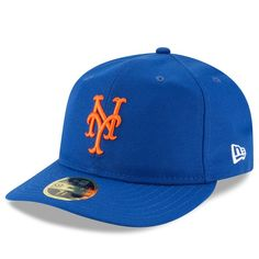 new concept 7a7d3 75d25 Men s New York Mets New Era Royal Fan Retro Low Profile 59FIFTY Fitted Hat,  Your Price   31.99