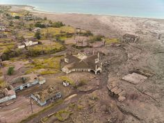 20 Wonderfully Haunting Ghost Towns of the World