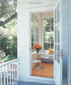 Side porch....like this alot!!