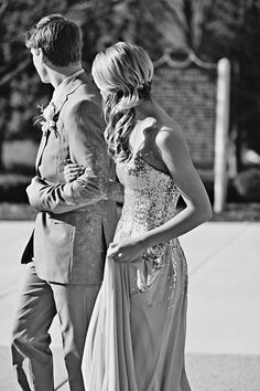 Couple, High School, Prom, Downtown ©sarsuzphotography