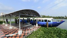KMRL plans to begin work on Water Metro project in June #RailAnalysis #News #Metro #Rail
