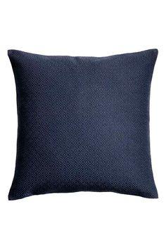 Jacquard-weave cushion cover | H&M