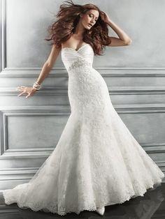 B047 Casablanca Couture Wedding Dress C280 Allure Couture Bridal Gown | Brides of Melbourne Couture Emporium