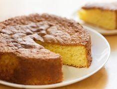 Βασιλόπιτα-Κέικ - Dairy-free Vasilopita Cake, Bolos Low Carb, Cornbread, Banana Bread, Dairy Free, Ethnic Recipes, Desserts, Food, Carne