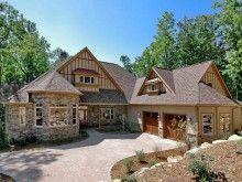 Luxury Home built by Buchanan Construction