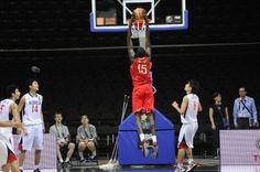 El 'Samurai' NBA del futuro se forja en España: 2,11 y 2,40 de envergadura con 17 años