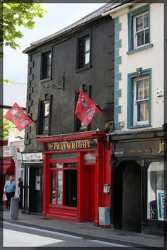 Perfect dimensions for a storefront studio. Irish pub, a photo from Kilkenny, South Local Pubs, Pubs And Restaurants, Irish Pub Decor, Old Irish Blessing, Irish Drinks, Storefront Signs, Pub Ideas, Images Of Ireland, Best Pubs