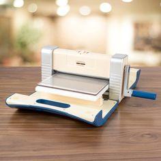 crossover die cutting machine