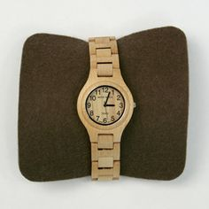 canoe wood watch