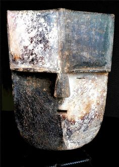 Fine Tribal Aduma  Mask Gabon