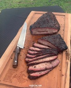 Wanna try smoking brisket but a little nervous? Try this Easy Smoked Brisket walkthrough! Beef Brisket Recipes, Smoked Beef Brisket, Smoked Meat Recipes, Grilling Recipes, Best Smoked Brisket Recipe, Cooking Brisket, Brisket Meat, How To Cook Brisket, Smoking Recipes