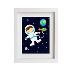 Hey, I found this really awesome Etsy listing at http://www.etsy.com/listing/164519047/space-boy-nursery-art-space-print-babys