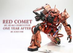 "Custom Build: MG 1/100 Zaku II ""One Year After"" - Gundam Kits Collection News and Reviews"
