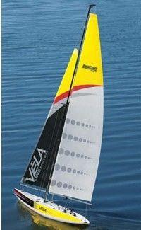 Aquacraft Vela One Meter sailboat