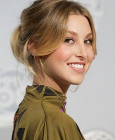 Interview: Whitney Port Talks with College Fashionista Job Interview Makeup, Job Interview Hairstyles, Helmet Hair, Barnet, Beauty Queens, Getting Old, Hair Inspiration, My Hair, Hair Makeup