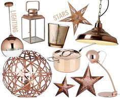 Give Your Home A Pre Festive Feeling With A Few Copper Lighting And