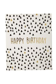 Pick a card, any card! We have the right card for every occasion. <br> Paper card and envelope included. Blank inside. <br> Dimensions: 13.5 x 16.5cm <br/>