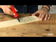 How To Wood Burn and tons of project ideas