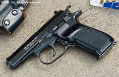 CZ82, nice little C eligible pistol in 9x18. My next pistol purchase.