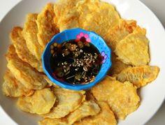 Pollock pancakes (Dongtaejeon) Bento Recipes, Fish Recipes, Asian Recipes, Vegetarian Recipes, Cooking Recipes, Hawaiian Recipes, Pancake Recipes, Vegetable Recipes, Good Steak Recipes