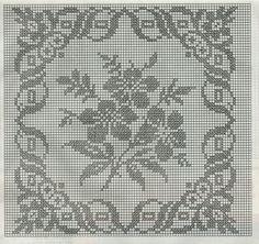 Professione Donna: agosto 2013 Free Crochet Doily Patterns, Filet Crochet Charts, Crochet Borders, Crochet Diagram, Crochet Motif, Crochet Edgings, Cross Stitch Cushion, Cross Stitch Bird, Crochet Cushions