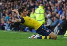 Giroud pulls us back from the brink of defeat with the equalizing header. EFCvAFC 08/2014