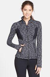 Zella 'Stamina' Energy Stripe Jacket