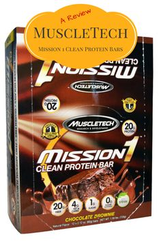 Muscletech Mission 1