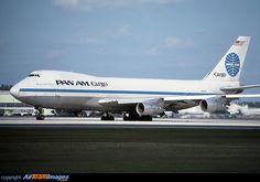 Boeing 747-221F/SCD