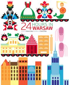 24 hours in Warsaw - Patrick Hruby for Qatar Airlines inflight magazine