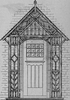 Craftsman style, Craftsman architecture, Craftsman homes, Cottage