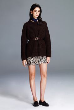 Lyn Devon Fall 2013 Ready-to-Wear Collection Photos - Vogue
