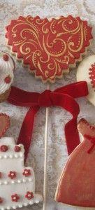 cookies decoracion san valentin