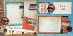 Life is Good Page Kit