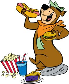 Yogi Bear™ is ready to celebrate Labor Day weekend with lots of friends. We have cabin availability. 800-523-1854 #jellystoneky