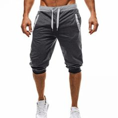 Summer Casual Shorts Men ADI Brand Cotton Short Pants Fashion Streetwear Shorts Bermuda Homme Short Pantalon Court Plus Size Men Shorts Nike, Bermudas Shorts, Harem Shorts, Jogger Shorts, Casual Shorts, Baggy Shorts, Slacks Pants, Fashion Joggers, Trousers Fashion