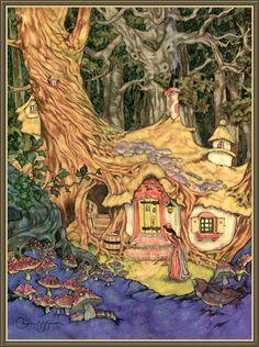 Snow White. Michael Hague, 1993