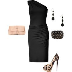 LBD, created by ds-thomas.polyvore.com