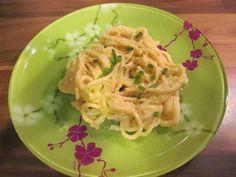 Otaku Family: Corn Soup Pasta