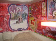 Marta's bedroom