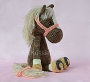 Ravelry: Crochet pattern for horse by Kristel Droog